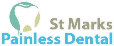St. Marks Painless Dental Retina Logo